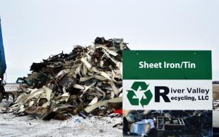 River Valley Recyling | Scrap Metal Recycling Center in